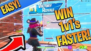 The *SECRET* To KILLING Players FASTER! Fortnite Console & Ps4/Xbox Tips! (How To Win Fortnite)