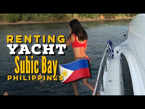 Yacht Rental Fee Subic Bay Philippines