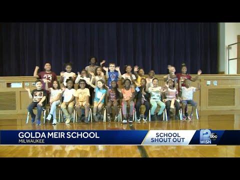 11/14 School shout out: Golda Meir School