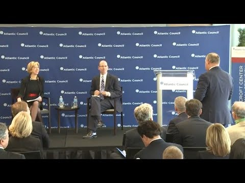 Atlantic Council Captains of Industry Series Featuring Ellen Lord