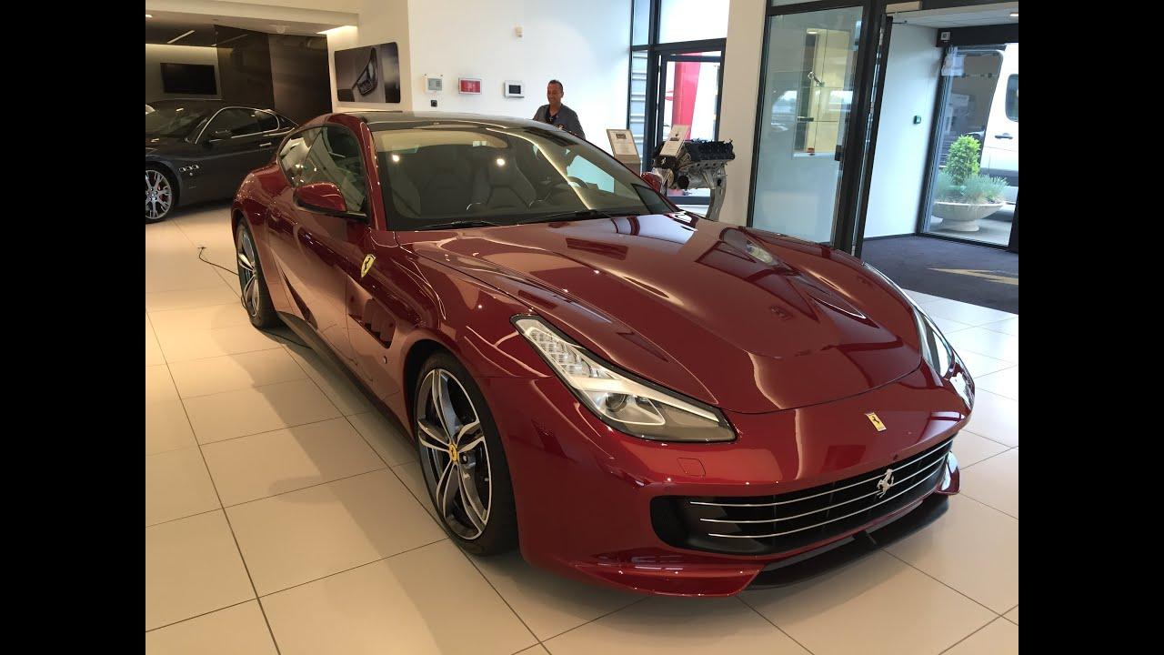 Ferrari California T >> Ferrari GTC4Lusso Start Up Sound + Walkaround - YouTube