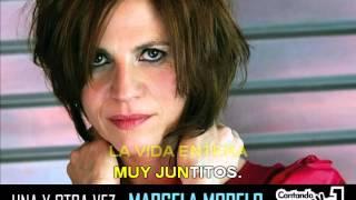 70-UNA Y OTRA VEZ KARAOKE / MARCELA MORELO / KARAOKES CANTO TAC