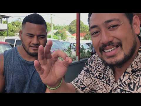 Tutu On The Taniela Tupou 'Tongan Thor' Interview 2017