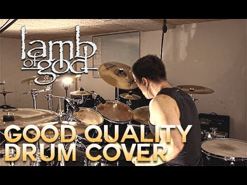 Lamb Of God - The Faded Line - Drum Cover