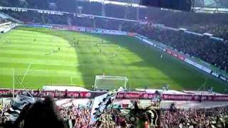 Hannover 96 Europapokal Lied 09.04.2011
