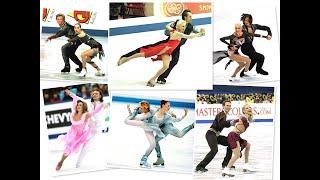 6 россии ских танцевальных дуэтов чемпионов мира часть 2