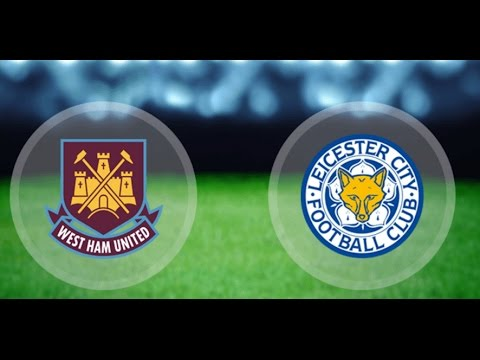 west ham vs leicester city 31122016 choubir dz youtube