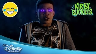 Kirby Buckets | The School Spirit | Official Disney Channel UK