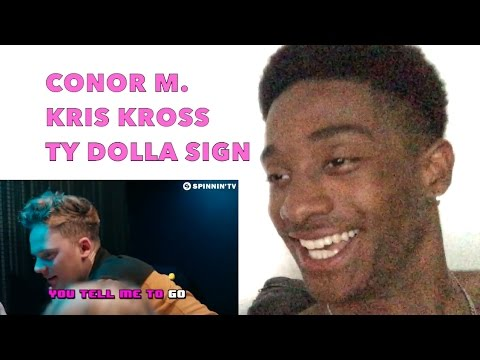 Kris Kross Amsterdam - Conor Maynard ft Ty Dolla Sign - Are You Sure Lyric Video ALAZON EPI 91