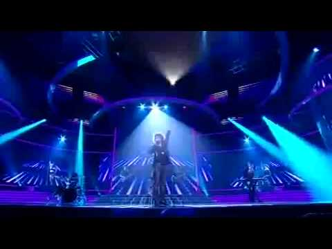 Jamie Archer - Get Your Rocks Off (The X Factor 2009 Live Show 4)