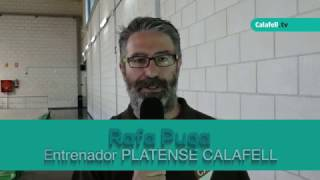 Calafell Esportiu | Platense Calafell 5-6 Futsal Restaurant Lo Caragol de Lleida
