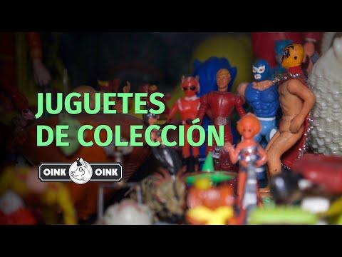 Rompiendo el Cochinito: Juguetes de Colección