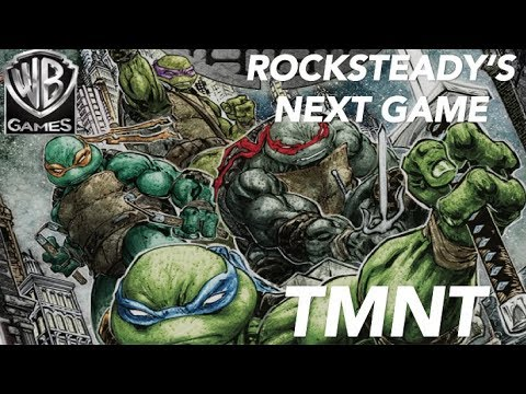 Theory: Is Rocksteady