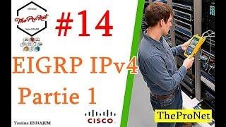 14 - Protocol  EIGRP IPv4 (Parte 1 )