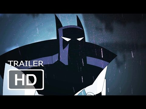 Batman v Superman Trailer - Animated Style