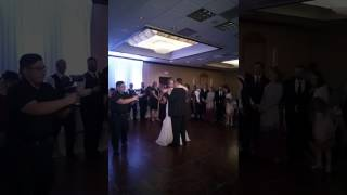 Dad & Andie wedding dance 5-6-17