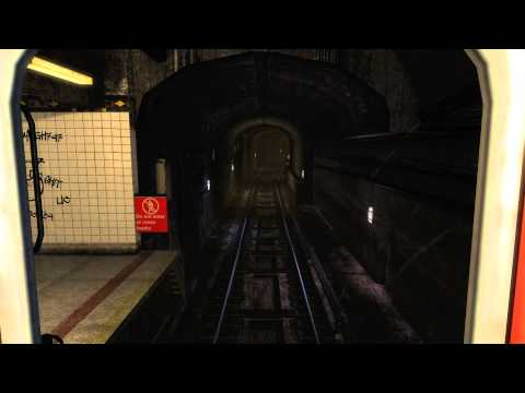 World Of Subways Vol 4 New York. Time Square-Flushing Main Street. Back View Part 1/3.