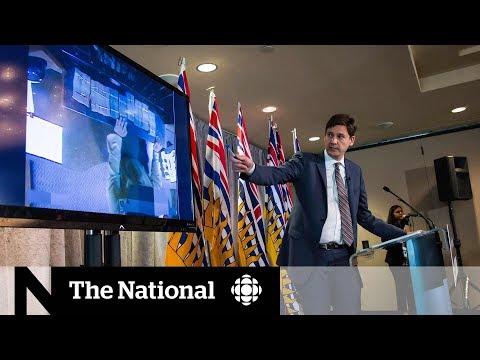 B.C. sues Big Pharma for opioid crisis costs