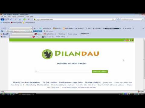 HOW TO DOWNLOAD FREE ENGLISH SONGS
