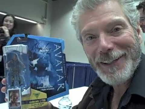 Stephen Lang's Avatar Autograph
