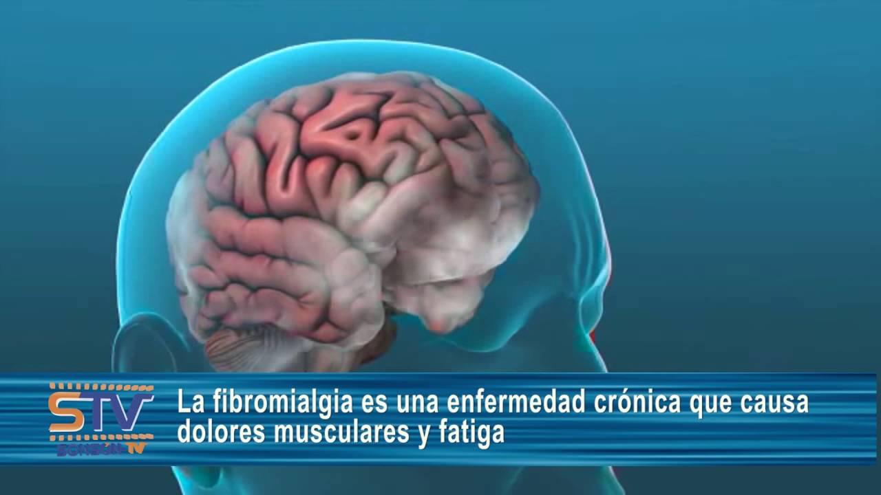 La fibromialgia es una enfermedad crónica que causa..