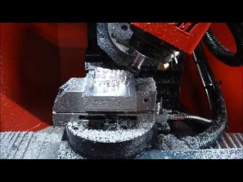 MINI 5 Axis CNC Machining center (tooth)