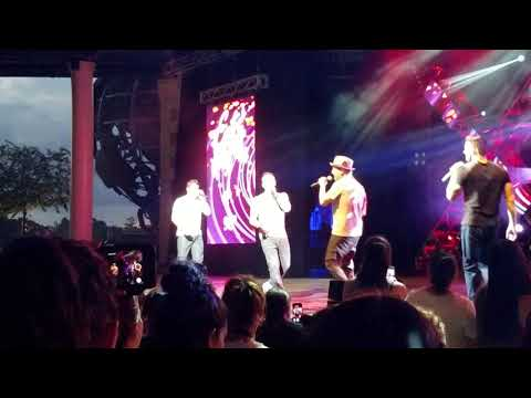 98 Degrees ( Circle Of Life) Epcot Eat to the Beat 10/15/18