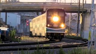 Metrolink Train Action in System Wide!