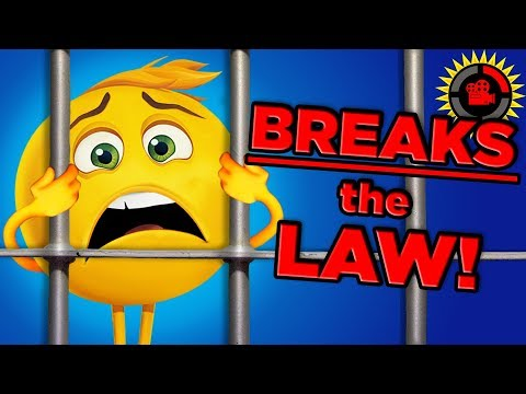 Film Theory: Is The Emoji Movie ILLEGAL? (feat. Jacksfilms)