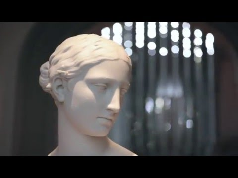 "Karen Lemmey - 3D print of ""The Greek Slave"" at the Renwick Gallery"