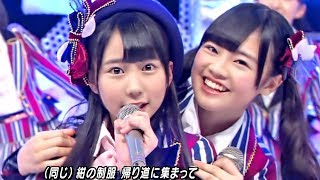 2014.02.14 ON AIR (LIVE) / Full HD (1920x1080p), 60fps HKT48 3rd si...