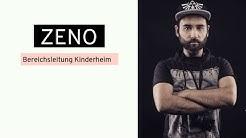 Zeno - Bereichsleitung Kinderheim | Arbeiten während Corona | Talk | Falballa