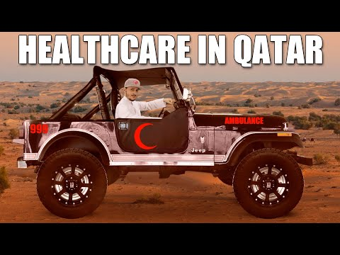 #QTip: History of healthcare in Qatar