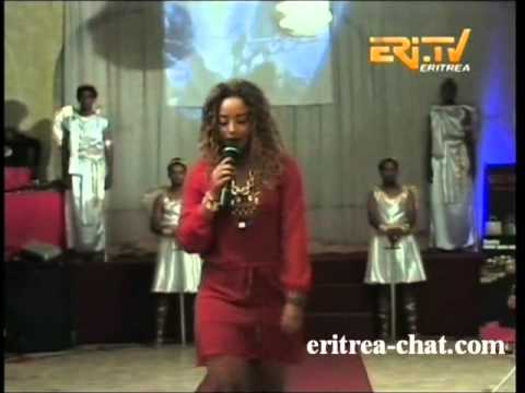 ኤርትራ Eritrean Music concert   Feven Tsegay at Fashion Show by Eritrea TV
