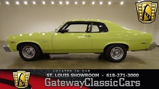 1974 Chevrolet Nova - Gateway Classic Cars St. Louis - #6370