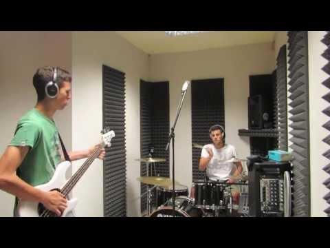 RHCP  Hump de Bump Bass and Drums