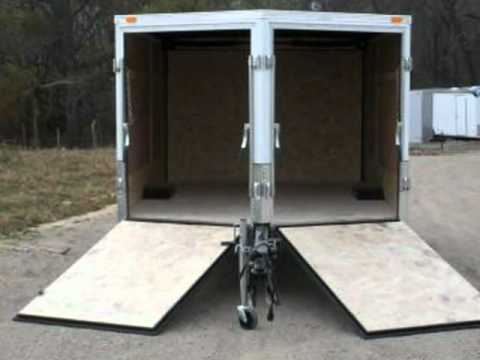 Used Snowmobile Trailers for Sale / 877-292-4451 /