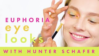 Download Tutorial: Hunter Schafer Models 3 Euphoria-Inspired Makeup Looks Mp3 and Videos