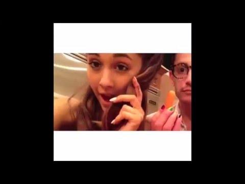Ariana Grande Vine Edits 6