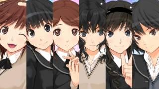 Amagami OST[HD] ~ Morishima L. Haruka's theme 9