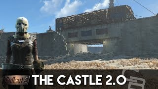 Fallout 4 - The Castle 2.0 Updated Castle Base Tour