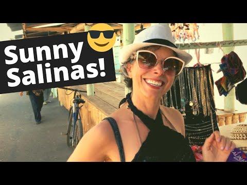 Sunny Day In Salinas Ecuador (October 29, 2019)