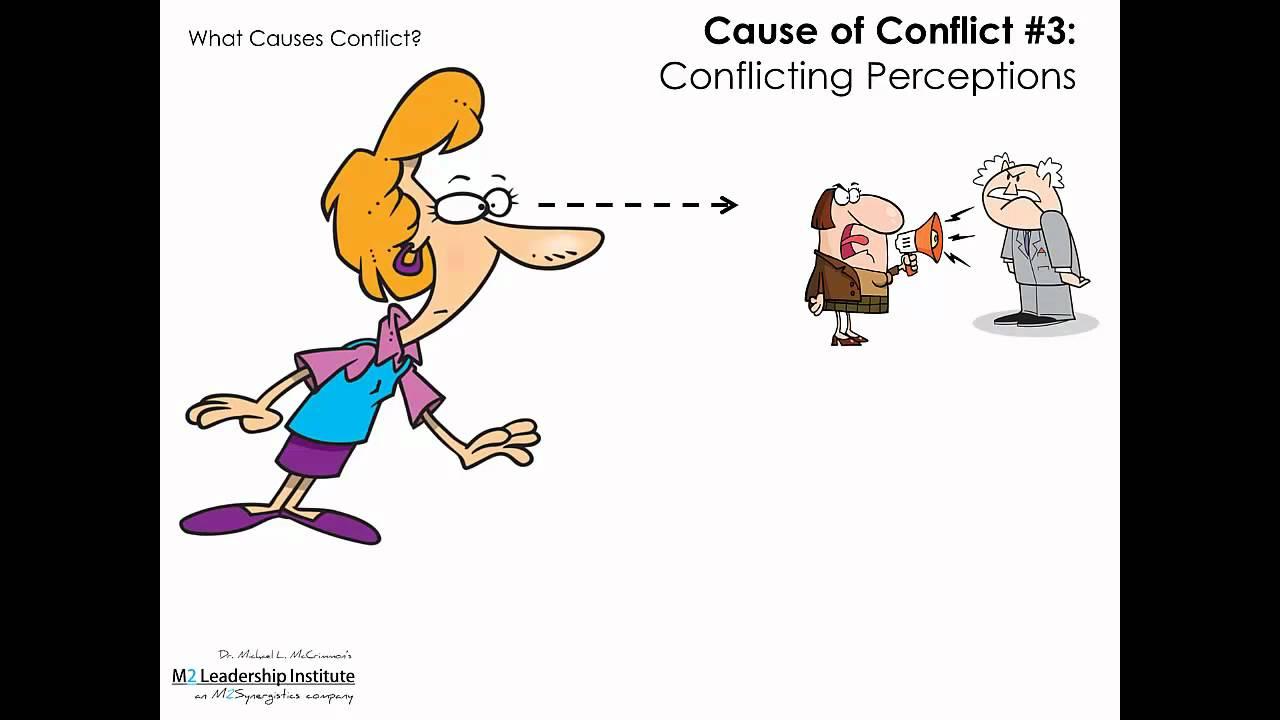 Conflict watchmen