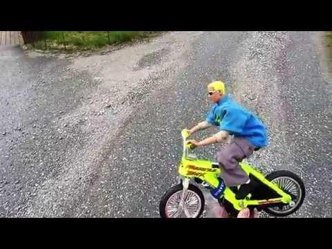 Taiyo Edge RC BMX Bike