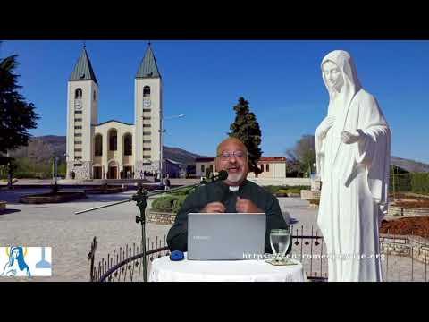 Padre Gustavo Jamut - Reflexión del mensaje del 25 de abril de 2021