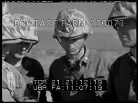 Atomic Testing: Operation Desert Rock 250071-17   Footage Farm