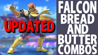 Falcon Bread and Butter combos (Beginner to Godlike)