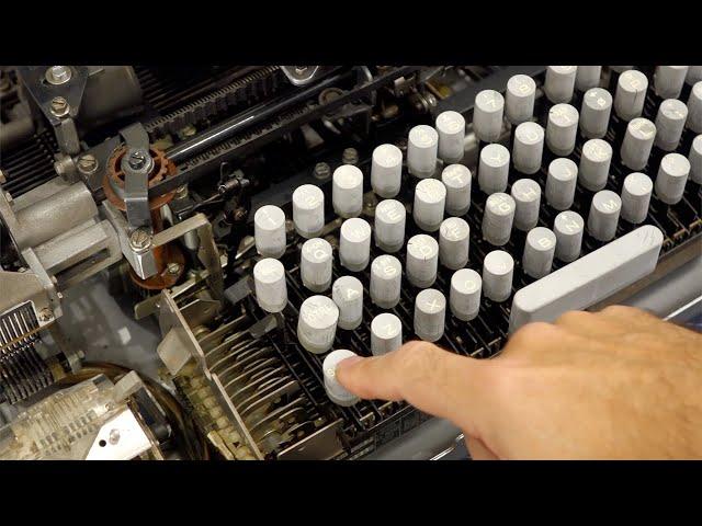 Teletype ASR 33 Part 5: Keyboard Trouble