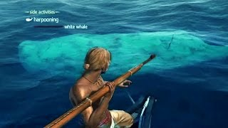 HUNTING WHALES!!! ALL Assassin