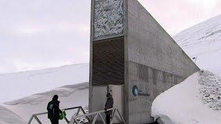خزانه جهانی برای نگهداری بذرهای کشاورزی در قطب شمال - science